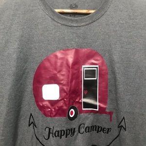 Happy Camper T Shirt! Super fun shirt For RV'ers!!